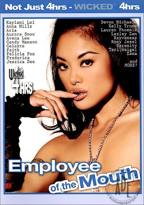 Employee of the Mouth Niko Kaylani Lei Woody Long