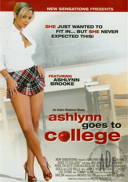 Ashlynn Goes To College image
