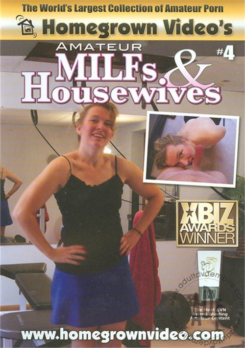 Amateur MILFs & Housewives #4 Gonzo MILF 2012