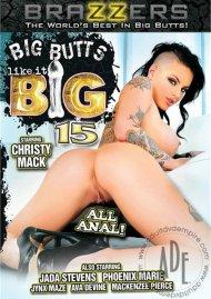 Stream Big Butts Like It Big 15 HD Porn Video from Brazzers!