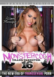 Monstercock Trans Takeover 16 porn video from Trans 500 Studios.