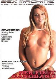 Her First Gangbang Porn Movie