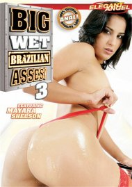 Big Wet Brazilian Asses! 3 Porn Movie