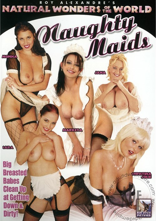 Natural Wonders of the World: Naughty Maids