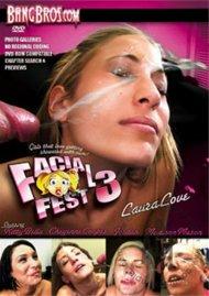 Facial Fest 3 Porn Movie