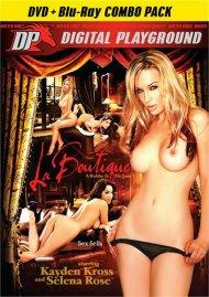 La Boutique (DVD + Blu-ray Combo) Porn Movie