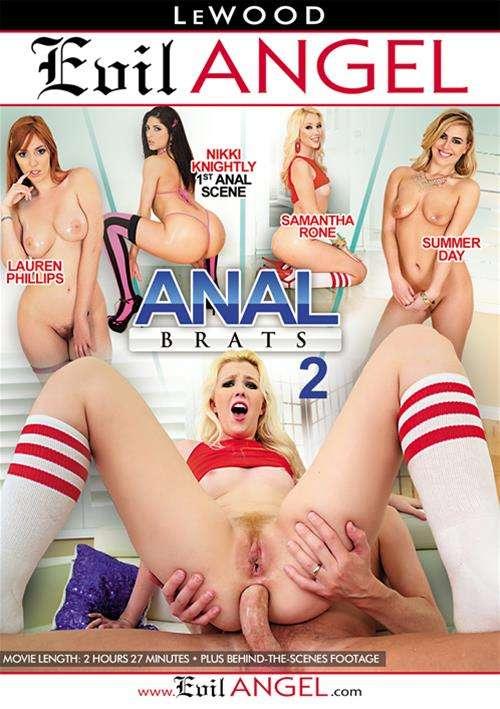 Anal Brats 2