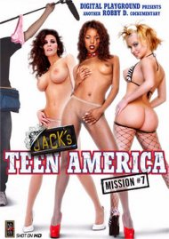 Teen America: Mission #7 Porn Video