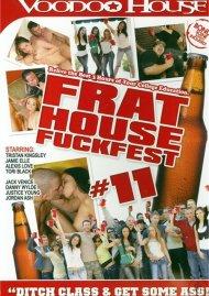 Frat House Fuckfest 11 Porn Movie
