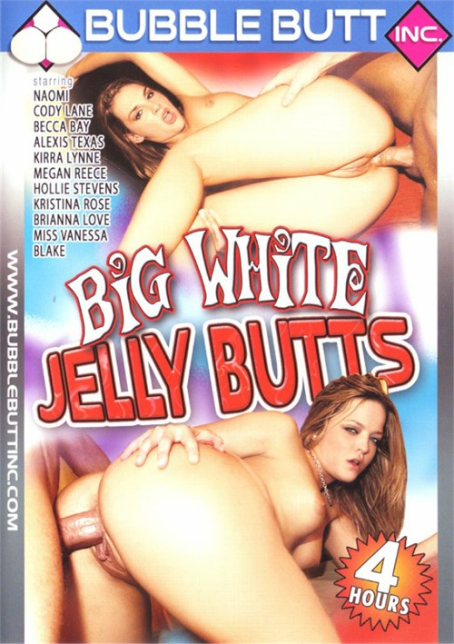 Big White Jelly Butts