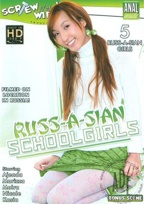 Russ-A-sian Schoolgirls Daysie Ivan Tofuk Foreign