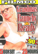 Grandmas Raunchy & Ready 5-Pack Porn Movie