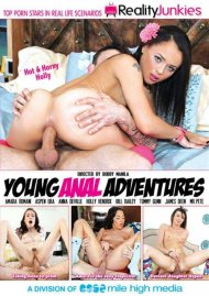 Young Anal Adventures HD Porn Video Image from Reality Junkies.