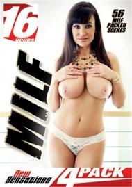 New Sensations 4-Pack: MILF Porn Movie