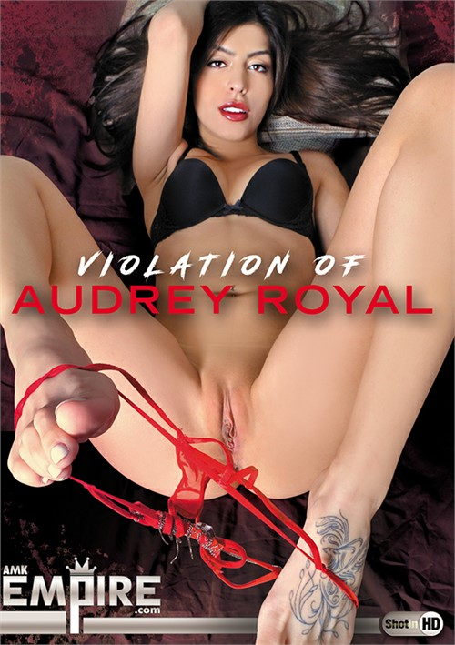 Violation Of Audrey Royal Sex Toy Play 2017 Audrey Royal