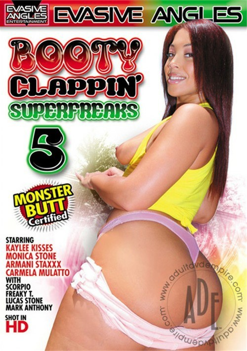 Booty Clappin Superfreaks 5