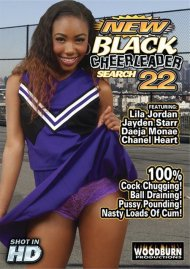 New Black Cheerleader Search 22 Porn Video