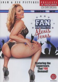 Fan Favorite: Alexis Texas DVD porn movie from Adam & Eve.