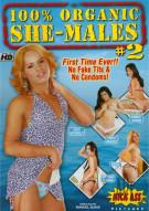 100% Organic She-Males #2 Porn Movie
