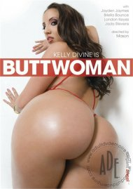 Kelly Divine Is Buttwoman Porn Video
