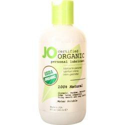 JO Organic Personal Water Lube - 8 oz. Sex Toy