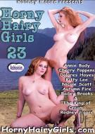 Horny Hairy Girls 23 Porn Movie