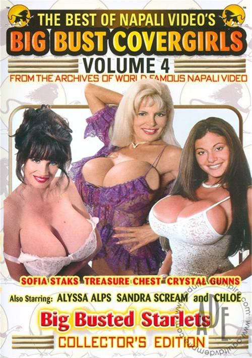 Big Bust Covergirls Vol. 4 Big Boobs Treasure Avalon