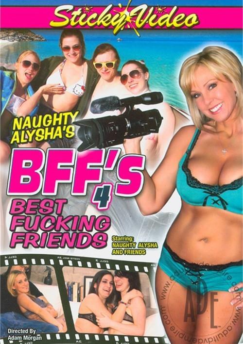 Naughty Alysha's BFF's Best Fucking Friends 4 Richard Moulton 2013 Gonzo