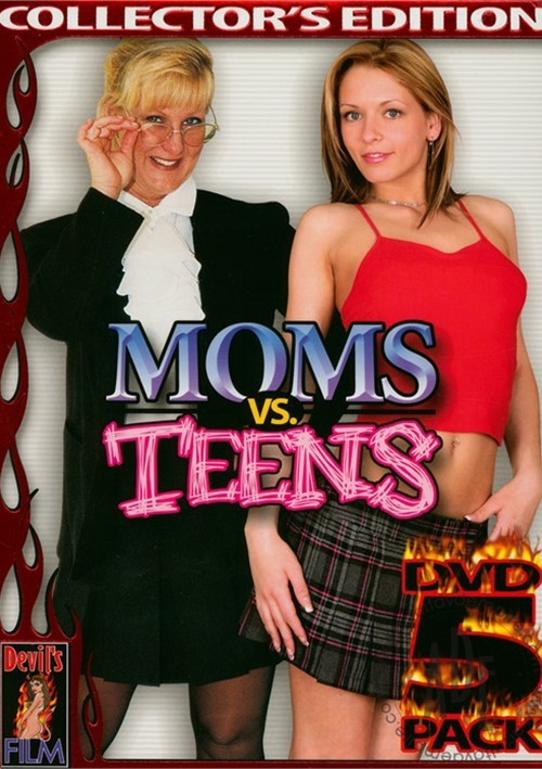 Moms Vs. Teens (5-Pack) image