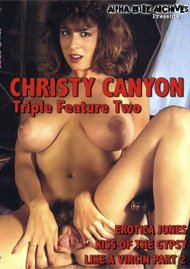 Christy Canyon Triple Feature Porn Video