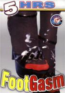 Footgasm Porn Movie