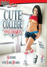 Cute College Sweethearts Porn Video