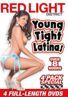 Young Tight Latinas 4-Pack Porn Movie