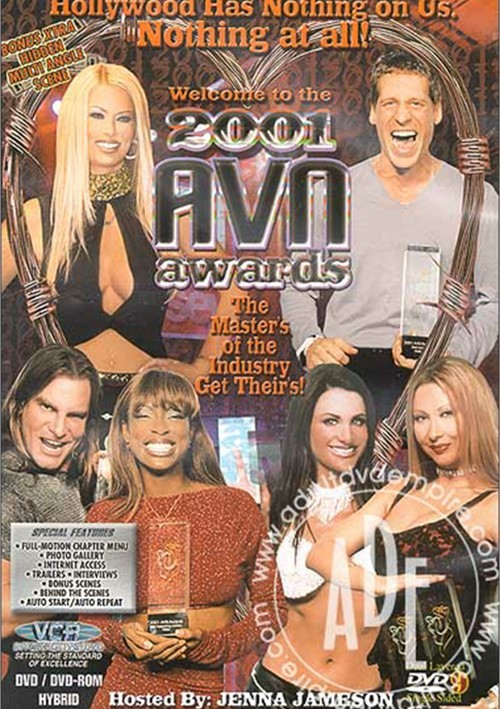 2001 AVN Awards image