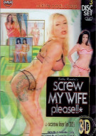 Screw My Wife, Please!! *Screw Her In 3D! (2D Version) Porn Video