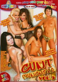Cunt Munchers Vol. 3 Porn Movie