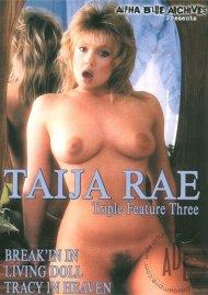 Taija Rae Triple Feature 3 Porn Movie