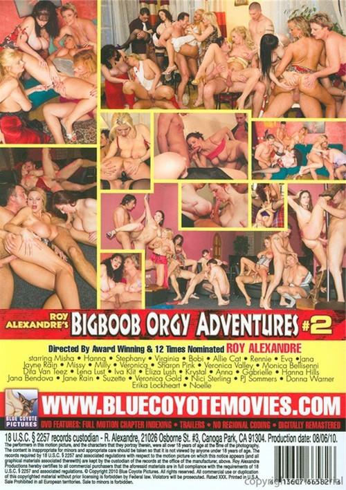 Big Boob Orgy Adventures 67