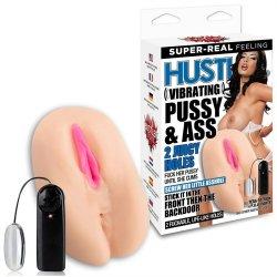Hustler Toys: Tera Patrick Vibrating Pussy & Ass Sex Toy