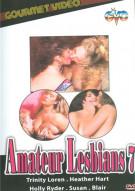 Amateur Lesbians 7 Porn Movie