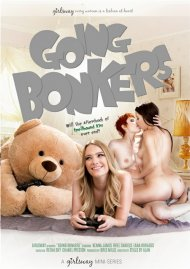 Going Bonkers DVD porn movie from Girlsway.