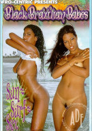 Black Brazilian Babes: Sun Surf Sex Porn Movie