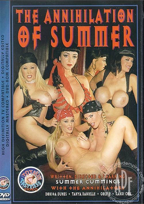 Annihilation of Summer, The All Sex Summer Cummings Donita Dunes
