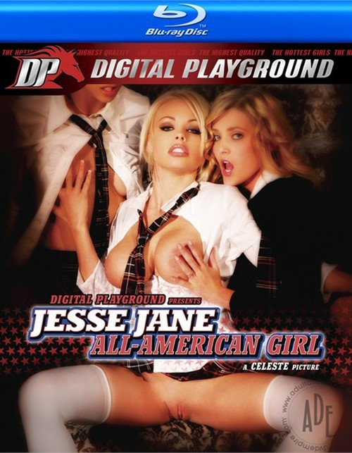 Jesse Jane All-American Girl image