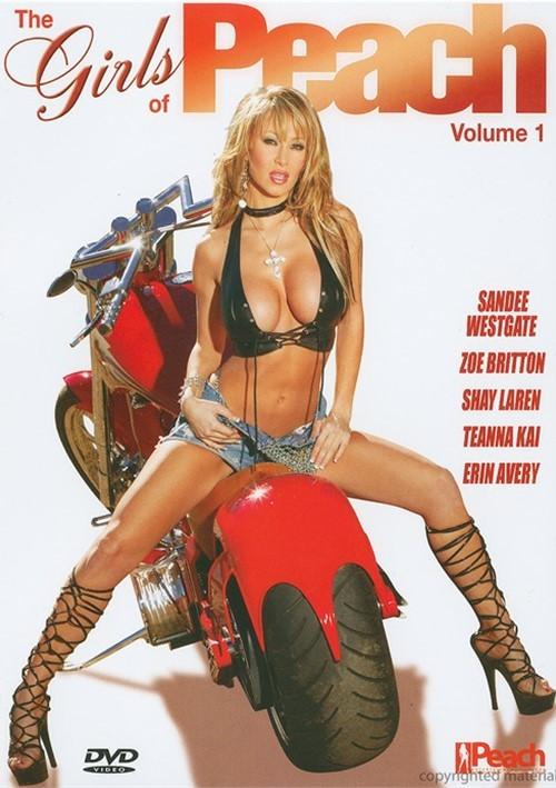 Girls Of Peach, The: Volume 1 Shay Laren Zoe Britton Red Dragon Releasing