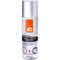 JO Anal Premium Warming Lube - 2.5 oz. Sex Toy