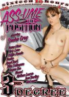 Ass-ume the Position Porn Movie