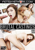 Brutal Castings: Alex Mae Porn Video