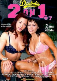 2 on 1 #7 Porn Movie