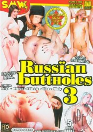 Russian Buttholes 3 Porn Video